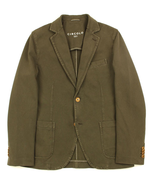 CIRCOLO1901〈チルコロ1901〉ジャケット