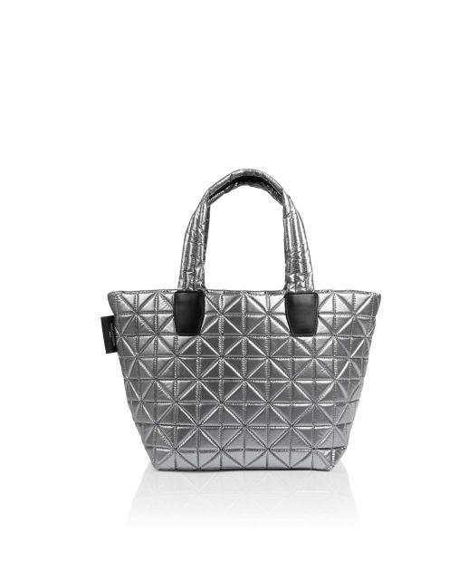 VEECOLLECTIVE〈ヴィーコレクティブ〉VEE TOTE_SMALL_SILVER