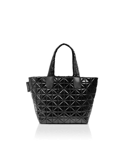 VEECOLLECTIVE〈ヴィーコレクティブ〉VEE TOTE_SMALL_BLACK VINYL