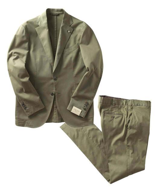 L.B.M.1911〈エルビーエム1911〉スーツ