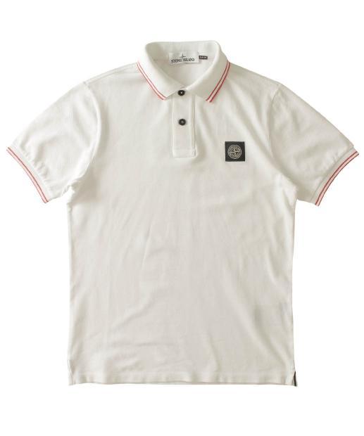 STONE ISLAND〈ストーンアイランド〉ポロシャツ