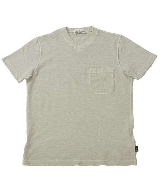STONE ISLAND〈ストーンアイランド〉半袖Tシャツ