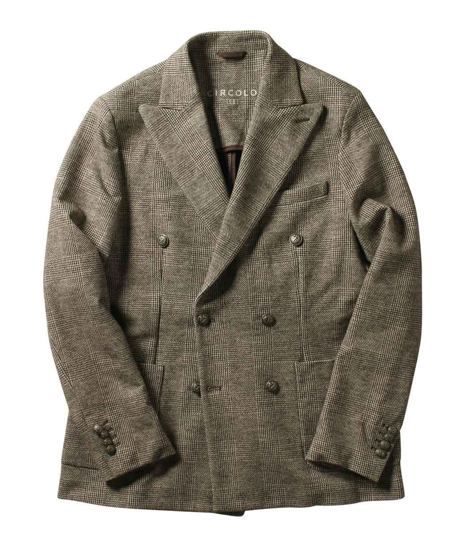 CIRCOLO 1901〈チルコロ1901〉ジャケット ~パンツとのSet up可能モデル