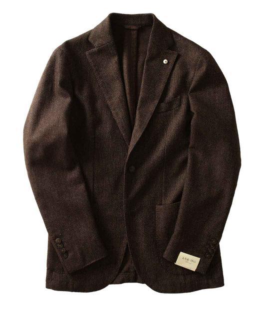 L.B.M.1911〈エルビーエム1911〉ジャケット?ジレとのアンサンブル可能モデル