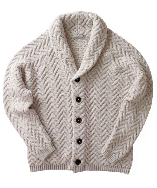 CIRCOLO 1901〈チルコロ1901〉ニットジャケット