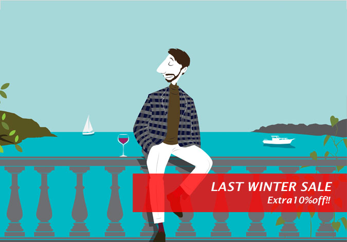 Gente di Mare LAST WINTER SALE !