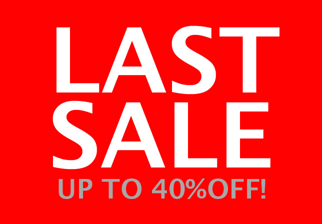 「LAST WINTER SALE  U…