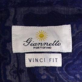 GIANNETTO〈ジャンネット〉の「ヴィンチフィット」