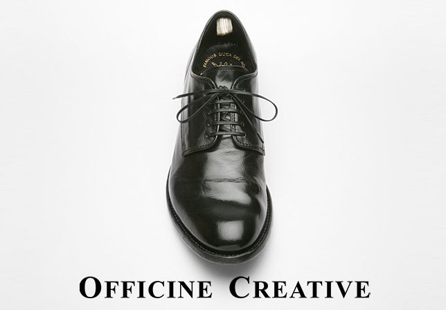 2017_AUTUMN NEW BRAND 「OFFICINE CREATIVE」