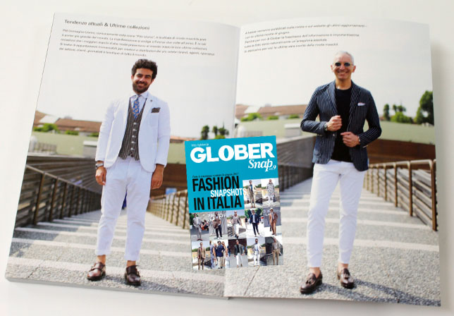 〈GLOBER snap vol9〉GIANNETTO & CIRCOLO1901