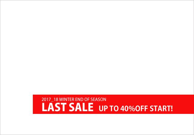 最終価格となる「LAST SALE」が、スタ-ト!