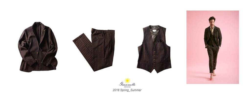 GIANNETTO(ジャンネット) 2018 SPRING_SUMMER COLLECTION