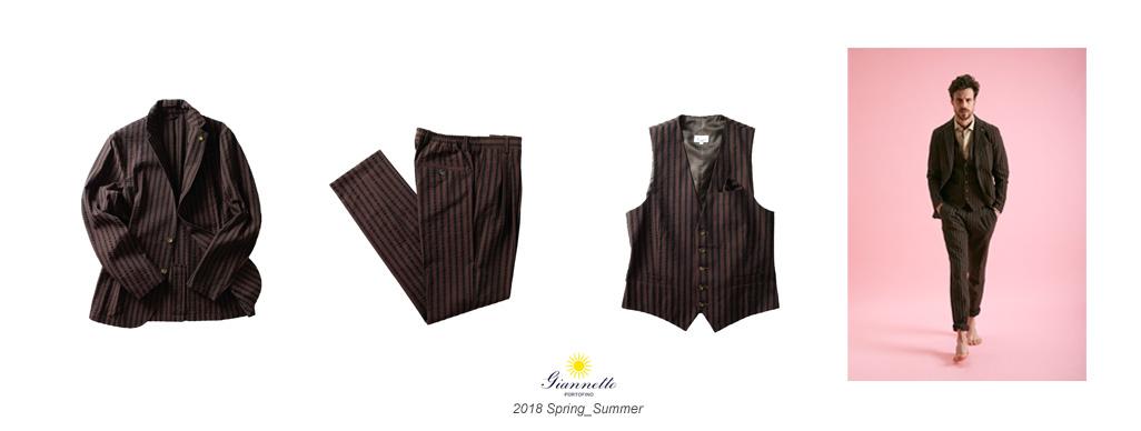 GIANNETTO(ジャンネット)クラシックとモダンが融合したイタリアンシャツ