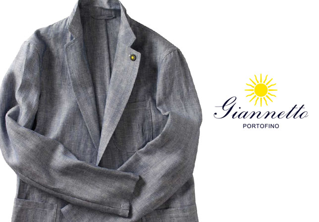 "GIANNETTO""LIGHT JACKET"""