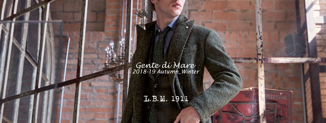 L.B.M.1911(エルビーエム1911) 2018 AUTUMN_WINTER COLLECTION