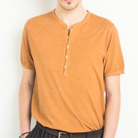 ジェンテ スタイル71 2018 SPRING_SUMMER GIANNETTO(ジャンネット)ジャケット、パンツのセットアップとCIRCOLO1901(チルコロ1901)のTシャツのコーディネート_サブ画像2