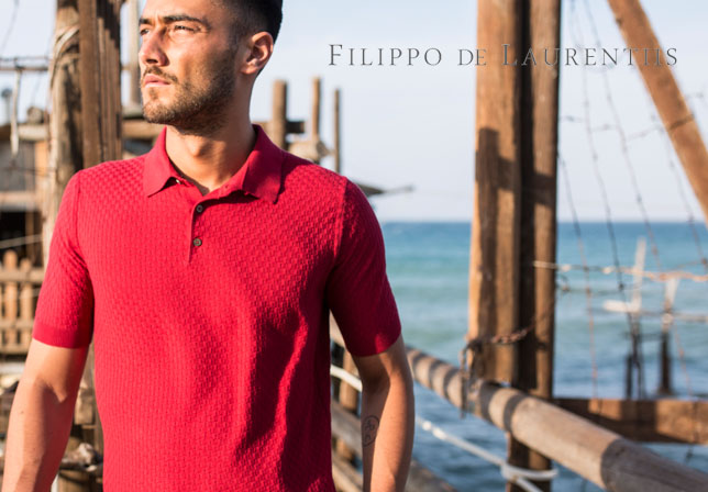 "NEW BRAND ""FILIPPO DE LAURENTIIS"""