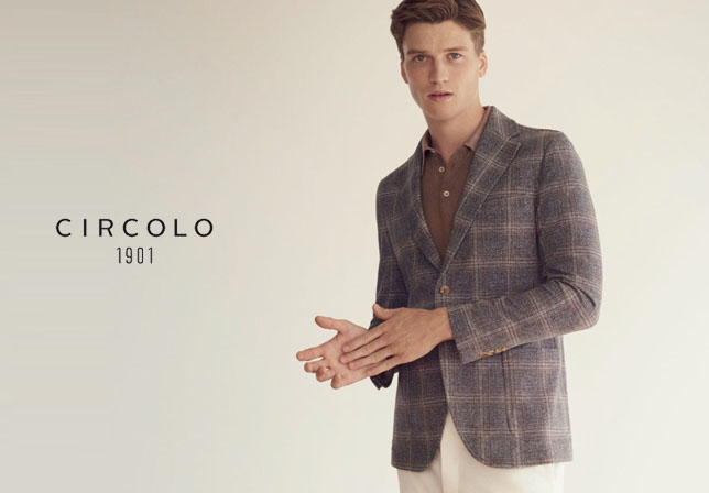 CIRCOLO 1901 2018SPRING NEW COLLECTION