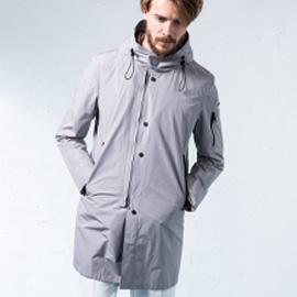 ジェンテ スタイル83 2019 SPRING_SUMMER DUNO(デュノ)のコートとCIRCOLO1901(チルコロ1901)のジャケットを中心にしたコーディネート_サブ画像1