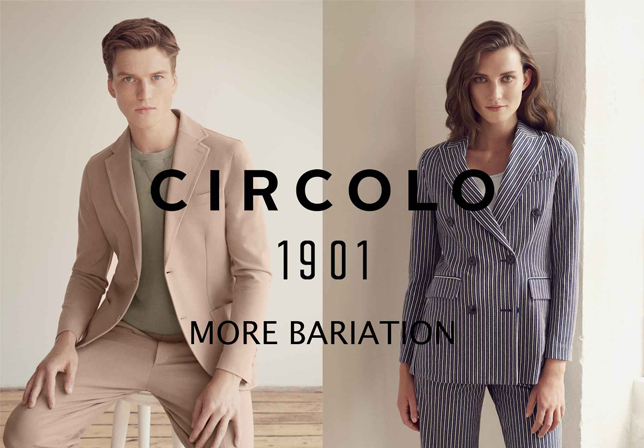 CIRCOLO1901 MORE BARIATION