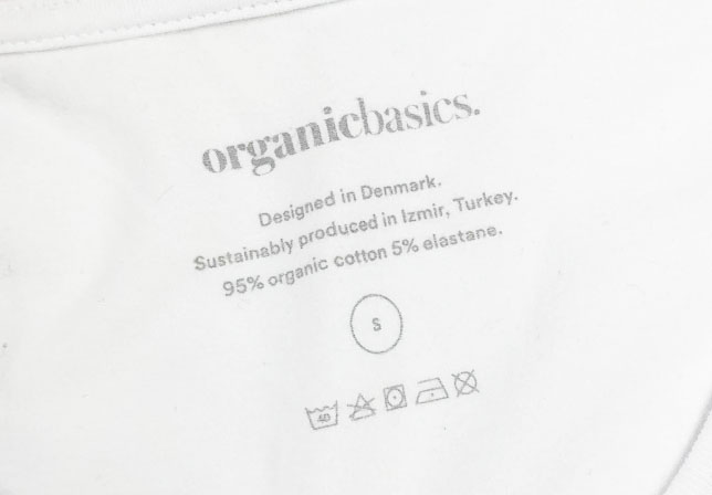 NEW IN ORGANIC BASICS