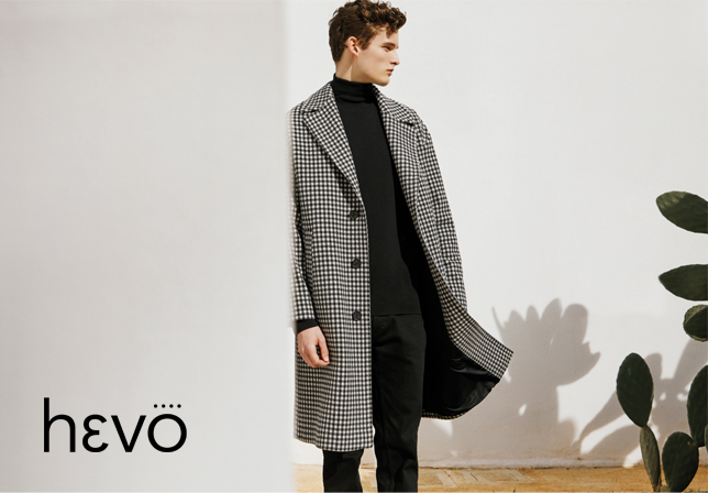 HEVO 2019 AUTUMN/WINTER NEW COLLECTION