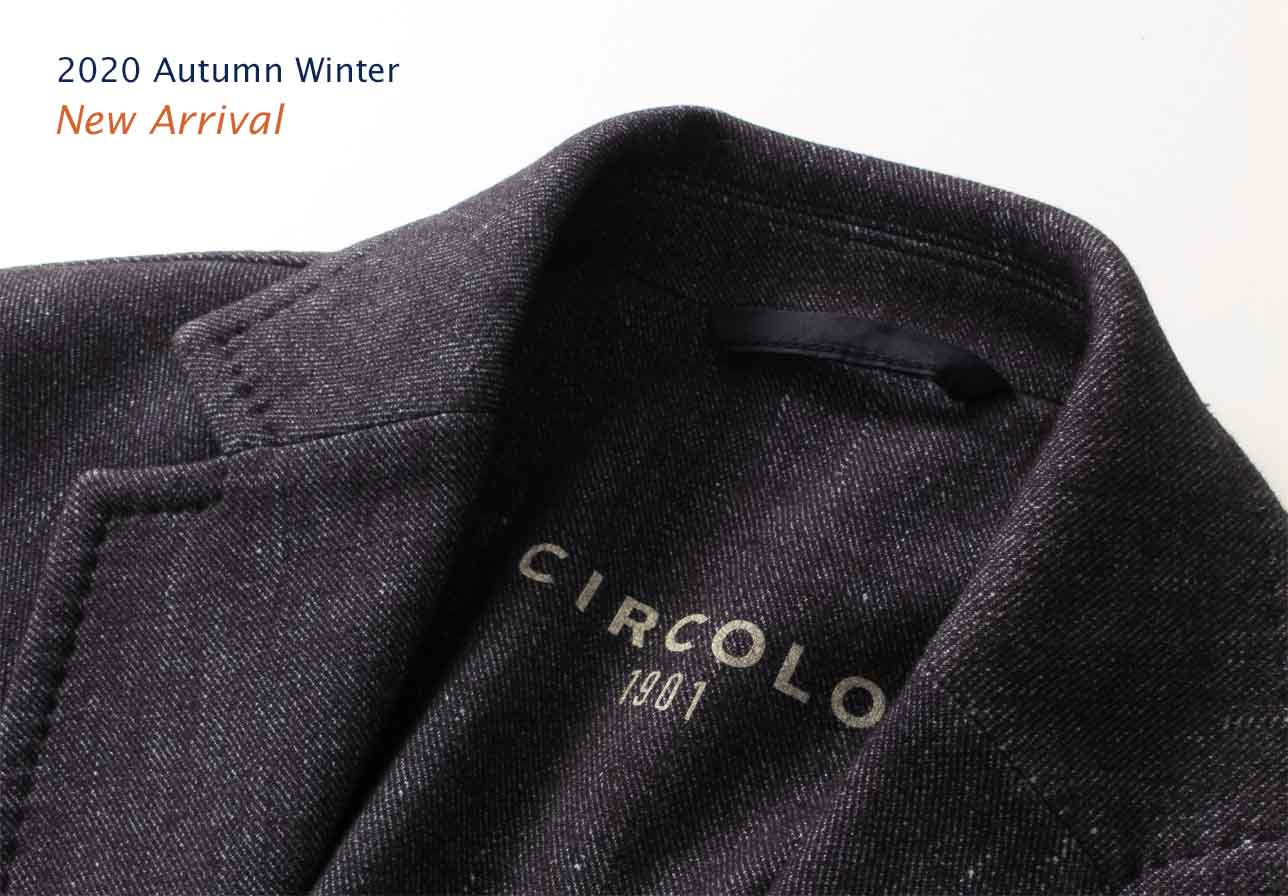 CIRCOLO 1901 2019AUTUMN NEW COLLECTION